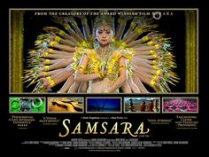 """Samsara takes its title from the Buddhist concept of """"the cycle of life.""""  It's a follow-up to Ron Fricke's Baraka which offered a visual approach to documentary film-making that took viewers on a journey across the planet.  Samsara was shot entirely on 70mm and filmed over five years in 25 countries."""
