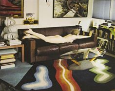 "Helmut Newton ""In My Office"" Monte Carlo 1996 From the beautiful and sexy book ""Helmut Newton Polaroids"""