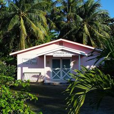 Kingdom Hall in Caye Caulker Island off Belize
