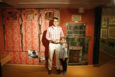 Västra Nyland uppmärksammade införandet av Museikortet hos EKTA #EKTAMuseumcenter #Ekenäs #Museum #Tammisaari #Museo #Musekortti #Museot.fi #Schjerfbeck #HeleneSchjerfbeck