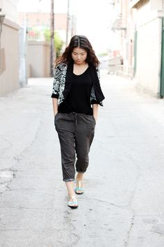 drawstring pants #clothedmuch #modest
