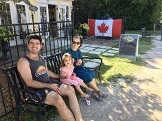 Canada Day weekend – Place Nouveau Canada Day, Cuba, No Worries, Toronto, Kobe