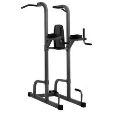 XMark VKR Vertical Knee Raise with Dip and Pull-up Station Power Tower XM-7617