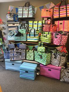 Amazing burst of color! Display by The Paperie & Co. located in Cedarburg, WI!