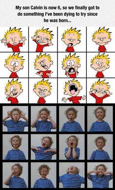 Calvin And Calvin