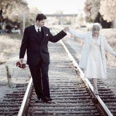 Wedding day--see @Rebekah Riley
