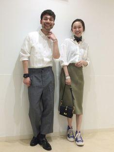 URBAN RESEARCHのシャツ・ブラウス「UR リトアニアリネンシャツ」を使ったmioのコーディネートです。WEARはモデル・俳優・ショップスタッフなどの着こなしをチェックできるファッションコーディネートサイトです。