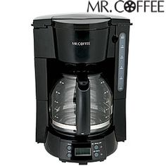 Mr. Coffee® 12-Cup Programmable Coffeemaker at Big Lots.