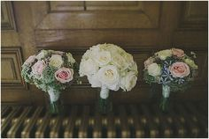 Wedding bouquet | Image by Gianluca Adovasio, read more http://www.frenchweddingstyle.com/wedding-at-chateau-la-durantie/