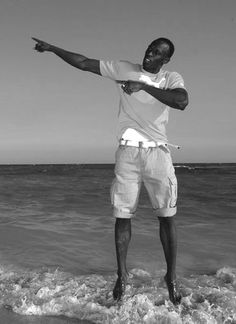 Usain Bolt #funonthego
