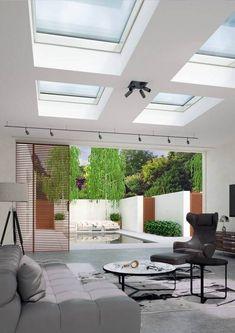 Παράθυρα Επίπεδης Οροφής ECO+ - Δομικά Πασίση Α.Ε. Outdoor Furniture Sets, Outdoor Decor, Patio, Decoration, Home Decor, Homemade Home Decor, Yard, Decorating, Terrace