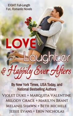 Cheekypee reads and reviews: Love, Laughter and Happily Ever Afters Collection ...