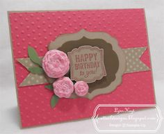 Cattail Designs: Cards using items from new SU 2013-2014 catalog