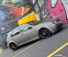 Golf rebaixado com rodas Volcano Wheels Daimler aro Vw R32 Mk4, Cars Junior, Corsa Wind, Vw Golf Mk4, Benz A Class, Sports Wagon, Golf 4, Nissan 350z, Kia Sportage