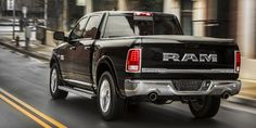 2015 Ram 1500 Laramie Limited Crew Cab 4x4 They really are serious about the RAM branding aren't they.