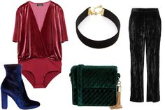 All Velvet Everything  - HarpersBAZAAR.com