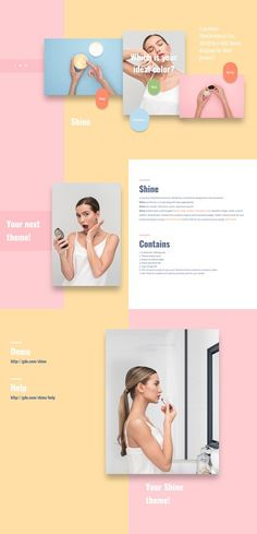 A premium WooCommerce Divi WordPress child theme designed for shine products. Shine has modern, attractive, clean, responsive layout. Simple Wordpress Themes, Professional Wordpress Themes, Wordpress Website Design, Wordpress Theme Design, Premium Wordpress Themes, Web Design Tips, Design Art, Grid Design, Graphic Design