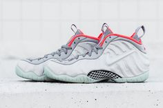 "Nike Air Foamposite Pro ""Pure Platinum"" (Yeezy) Detailed Pics & Release Info - EU Kicks: Sneaker Magazine"