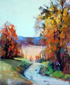 Trisha Adams, November Color
