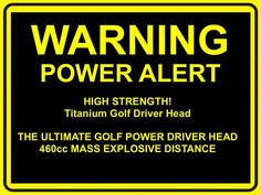 """Golf Club Component """"HEAD ONLY"""" PUMP UP THE POWER DRIVER HEAD Golf Drivers, Taylormade, Golf Clubs, Pumps, Ebay, Bespoke, Choux Pastry, Pumps Heels, Pump"""