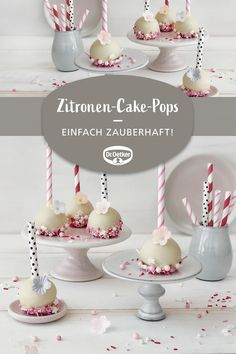 Lemon Cake Pops: Fast lemon cake pops with white couverture and pink . Lemon Cake Pops: Fast lemon cake pops with white couverture and pink decor mix Zitronen-Cake-Pops: Schnelle zitronige Cake-Pops mit weißer Kuvertüre und rosa… 0 Source by Cake Mix Cookie Recipes, Easy Cheesecake Recipes, Cake Mix Cookies, Cupcakes, Chocolate Cake Recipe Easy, Chocolate Cookie Recipes, Chocolate Chip Cookies, Bolo Cookies And Cream, Citron Cake