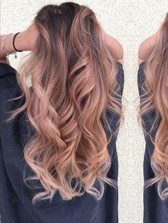 Beautiful haircolour