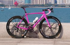 FALCO Peregrine Kamm edition (pink) is on the line : ……………….http://falcobike.com/index.php/falcobike/view_product?key=peregrine_kamm