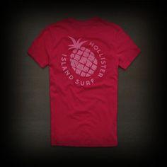 ホリスター メンズ Tシャツ Hollister Crest Canyon Tee Tシャツ-アバクロ 通販 ショップ-【I.T.SHOP】 #ITShop
