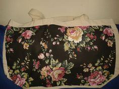 bolsa customizada Rosas