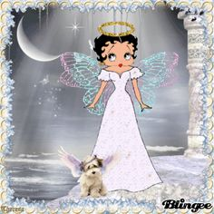ANGEL BETTY AND FRIEND