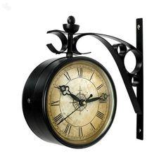 Stylish Fancy Hanging Wall Clocks with Pendulum Home Decor Online