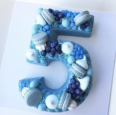 cake 5 - FOOD - - number cake 5 - FOOD -number cake 5 - FOOD - Торт цифра 9 Торт цифра 9 Mesmerizing Number Cakes that are Real Show-Stoppers Number Birthday Cakes, 25th Birthday Cakes, Number Cakes, Letter Cake Toppers, Monogram Cake Toppers, Cake Icing, Buttercream Cake, Cake Cookies, Cupcake Cakes