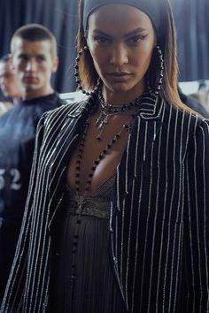 Givenchy SS16   Dazed