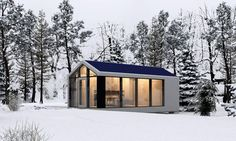 3D printed modular homes by PassivDom