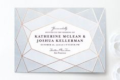 35 Stylish Wedding Invitations That Wont Blow Your Whole Budget | A Practical Wedding
