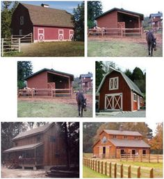 HomesteadDesign.com - Building Plans for Barns, Country Homes, Barn Homes, Stables and Garages