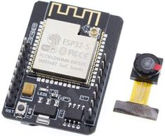 ESP32-CAM is a WIFI+ bluetooth dual-mode development board that uses PCB on-board antennas and cores based on ESP32 chips. It can work independently as a minimum system. Ultra-small 802.11b/g/n Wi-Fi + BT/BLE SoC module Low-power dual-core 32-bit CPU for application processors Arduino Home Automation, Development Board, 32 Bit, Computer Accessories, Wi Fi, Raspberry, Bluetooth, Core, Chips