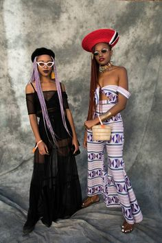 The Best Afropunk Street Style From The 2019 Festival Festival Looks, Festival Mode, Festival Fashion, Black Girl Fashion, Pink Fashion, Fashion Women, Fashion Online, Cheap Fashion, Fashion Fall