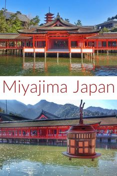Visit the beautiful Miyajima, Japan and plan your trip to Japan with the ultimate 1 week itinerary including the best things to do, see, and how to visit Tokyo, Osaka, Hiroshima, Miyajima, Hakone, Kyoto, Nara and more. Click visit to start planning! #miyajima #japan #travel