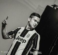 Paulo Dybala photo for Juventus.