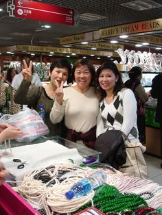 China Pearl Market :)