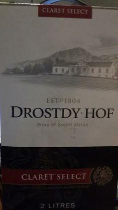 Drostdy - Hof Claret Select