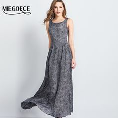 Women Form-fitting Long Summer Dress Chiffon Sleeveless Slip Maxi Dress Holiday Sundress New Arrival  #dress #instagood #sunday #sweet #loveit #fashion #withoutfilter #copic #shoppingaddict #vscocam