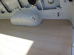Campervan floor
