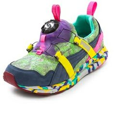 Puma x Solange Girls of Blaze Disc Rainforest Sneakers on shopstyle.com