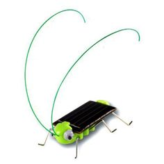 SODIAL(R) Solar Energy Powered Grasshopper / Cricket - http://www.yourglt.com/sodialr-solar-energy-powered-grasshopper-cricket/?utm_source=PN&utm_medium=http%3A%2F%2Fwww.pinterest.com%2Fpin%2F368450813235896433&utm_campaign=SNAP%2Bfrom%2BGreening+Your+Home