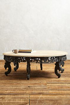 Villa Coffee Table #anthropologie