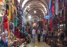 Market at Kusadasi Turkey