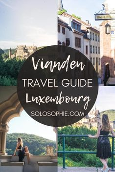 Vianden travel guide