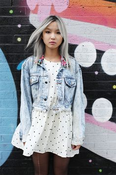 grey hair asian girl III visit here to find a Asian Girl to date
